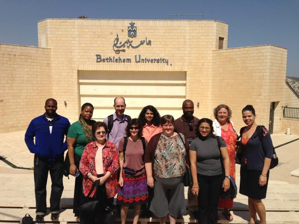 BU Palestine Group Pic