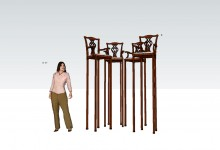 The Tall Chairs